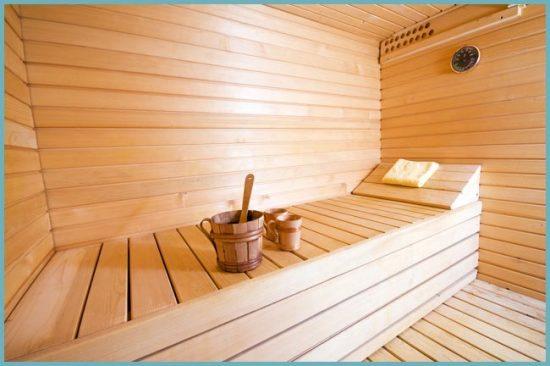 правила пребывания в бане