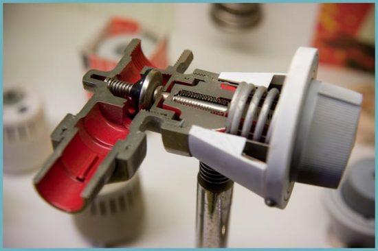 терморегулятор для батареи