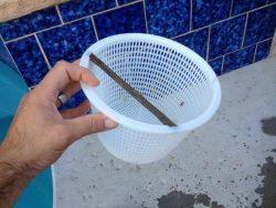 Скиммер для бассейна