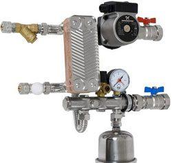 Теплообменник для системы отопления