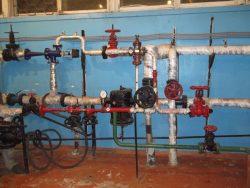 Элеваторные узлы системы отопления