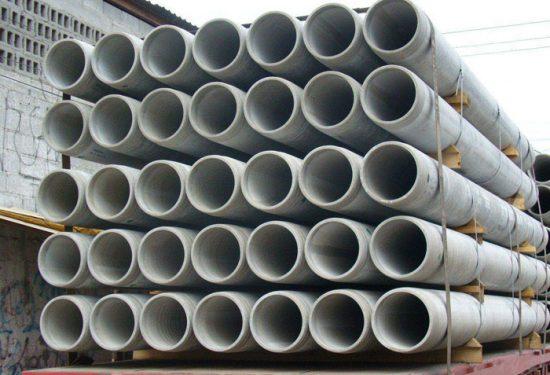 трубы для скважины на воду
