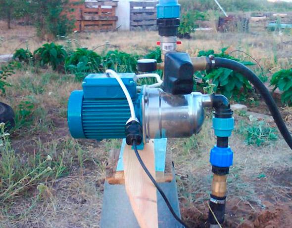 Вихревой насос для скважины