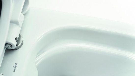 унитаз подвесной cersanit carina new clean on