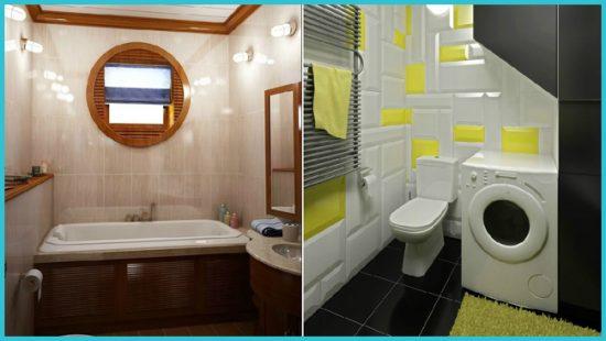 значение цвета в интерьере ванной в хрущевке