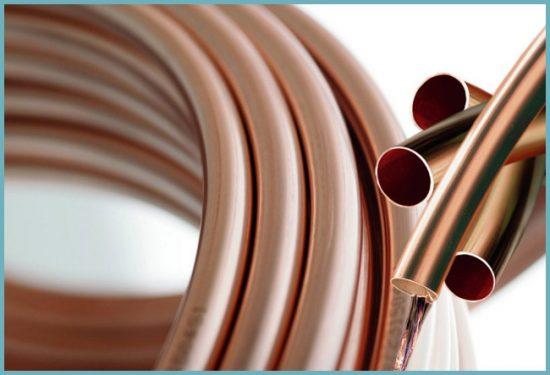 преимущества медного трубопровода