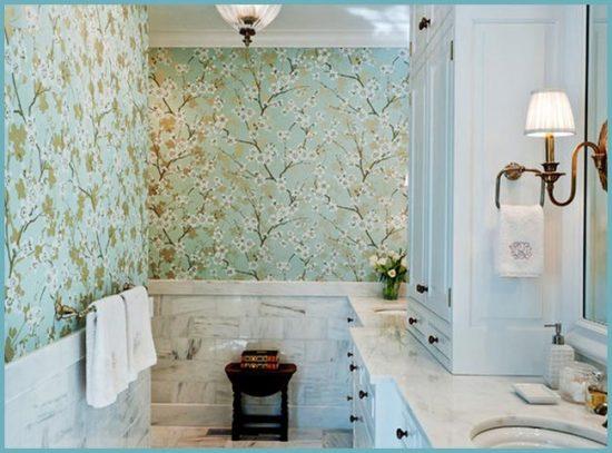 дизайн ванной комнаты своими руками