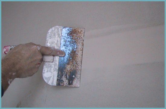 подготовка стен к оклеиванию пленкой