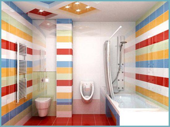 какой цвет выбрать для ванной