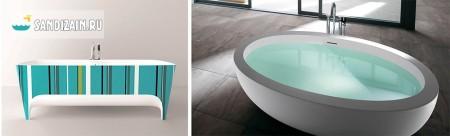 """Эксклюзивные модели ванн от """"Teuco"""""""