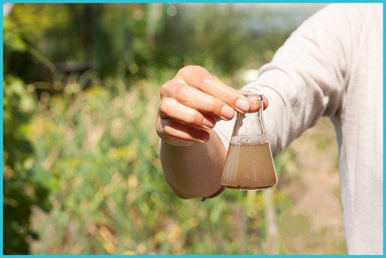 очистка и дезинфекция воды в колодце