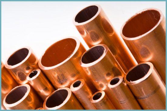 трубы для водопровода из меди