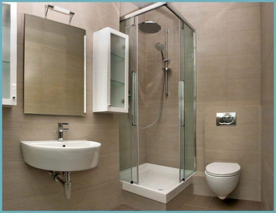 сантехника для маленькой ванной