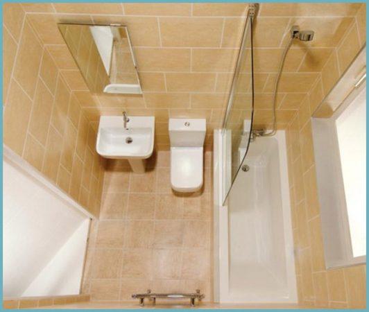как сэкономить пространство в маленькой ванной