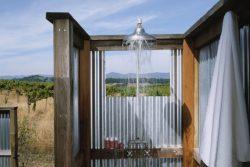 как построить летний душ на даче