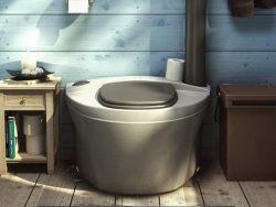 торфяной туалет для дачного участка