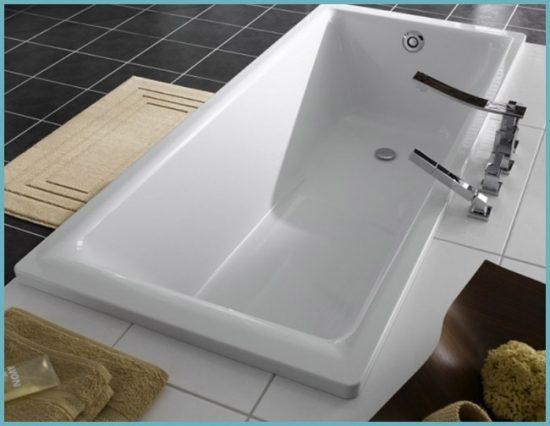 ванна из стали преимущества