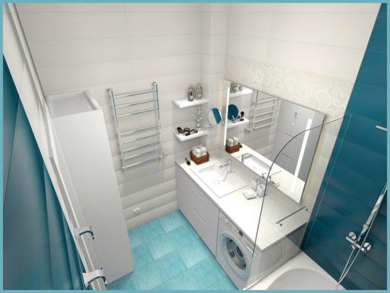 уход за столешницей в ванной