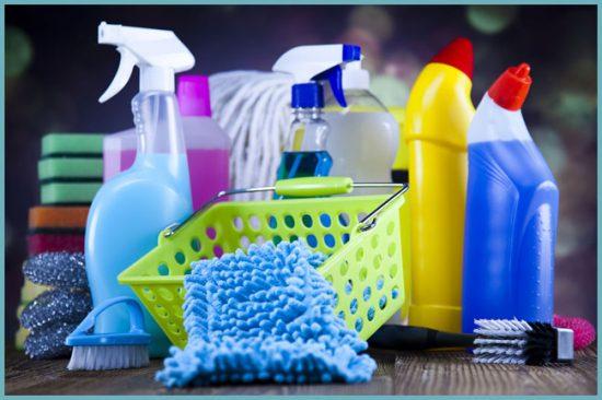 как чистить унитаз бытовой химией