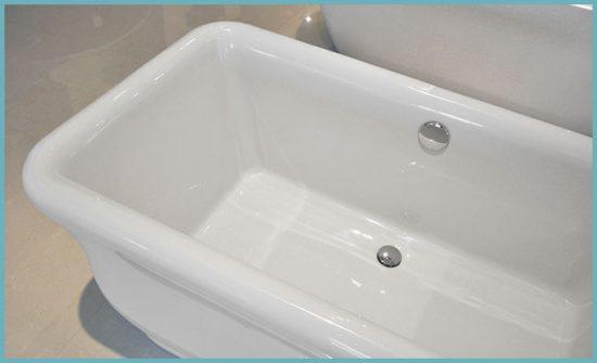 реставрация акриловой ванны