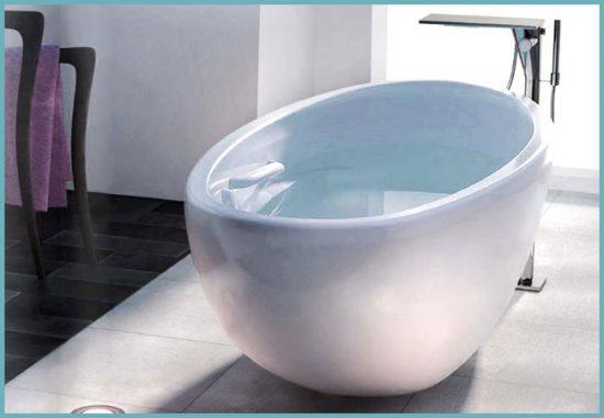 повреждения акриловой ванны