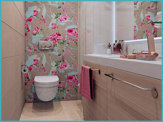 плитка для туалетной комнаты