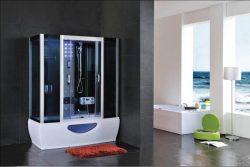 комбинированная ванна
