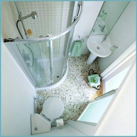 как выбрать кабинку для маленькой ванной