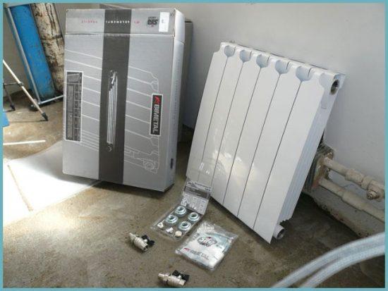 как выбрать радиатор для дома
