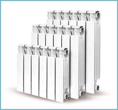 виды радиаторов для дома