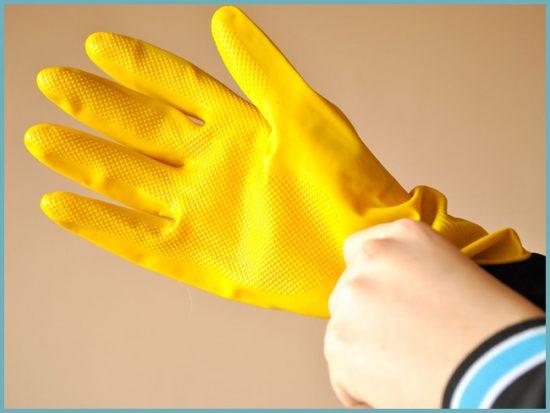 как удалить краску растворителем