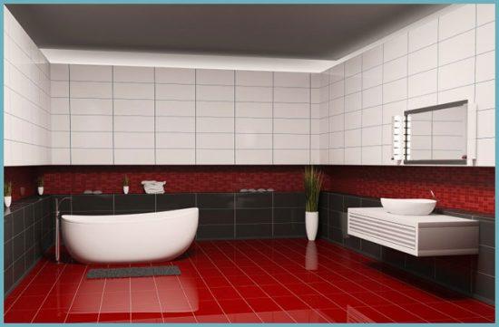 отделка стен ванной питкой