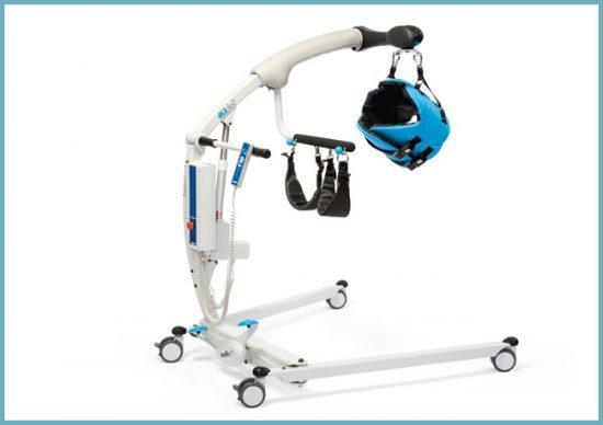Передвижной подъемник для инвалидов