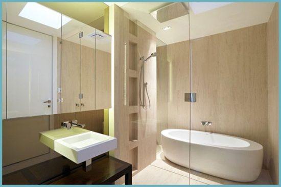 сантехника для ванной в японском стиле