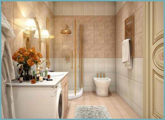 стили ванных комнат