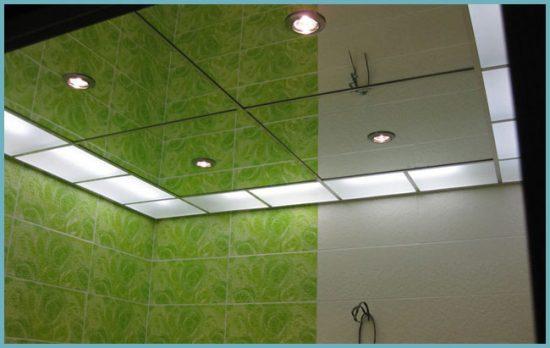 недостатки зеркального потолка в ванной