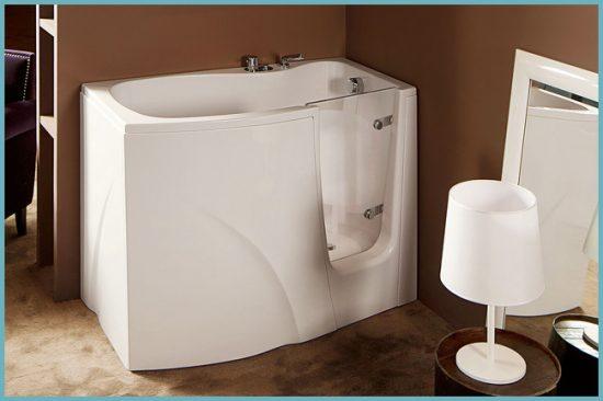 преимущества сидячей ванны