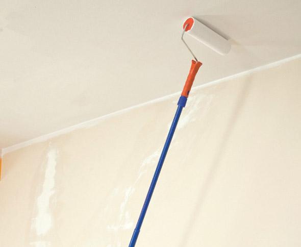 Валик для покраски потолка