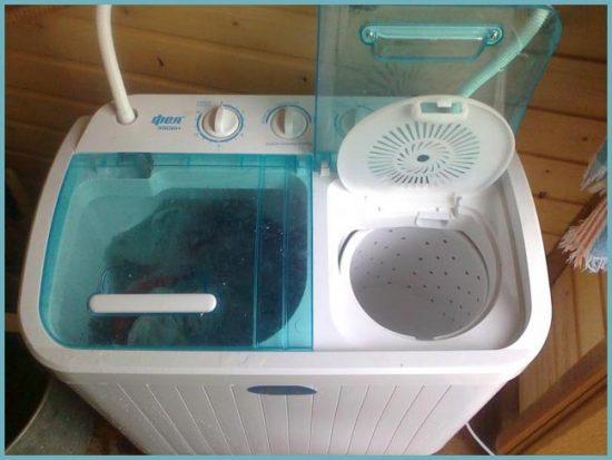 какую стиральную машинку выбрать для дачи