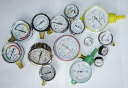 Манометры для системы отопления